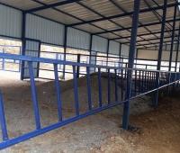 hayvan barınakları yapımı - Susurluk (9)