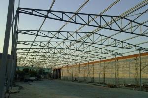 BALIKESİR - Susurluk Makaslı Çelikli Çatı (4)