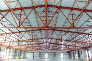 BALIKESİR - Susurluk Makaslı Çelikli Çatı (5)